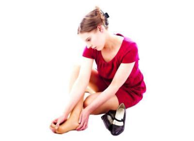 Шипица на ноге и ступне: как выглядит и от чего появляется