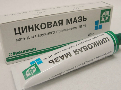 Мази при экземе и дерматите