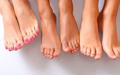 Экзема на ногах: лечение, первые признаки, причины и виды экзем, фото